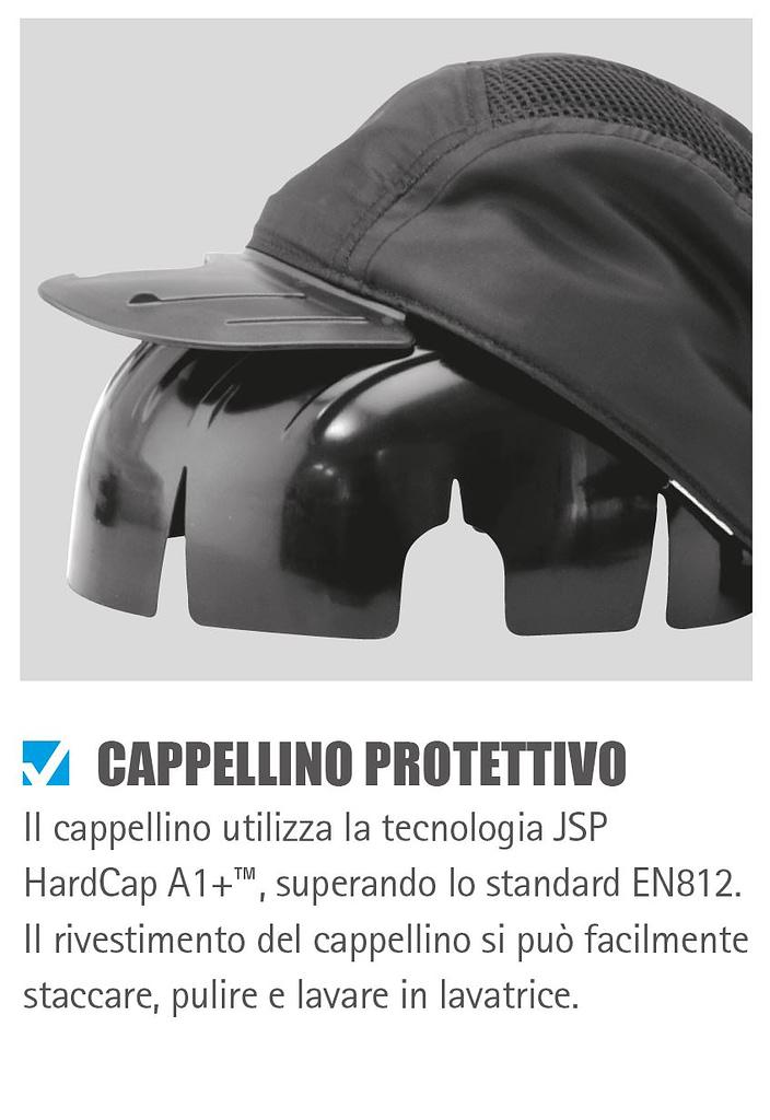 JSP Powercap
