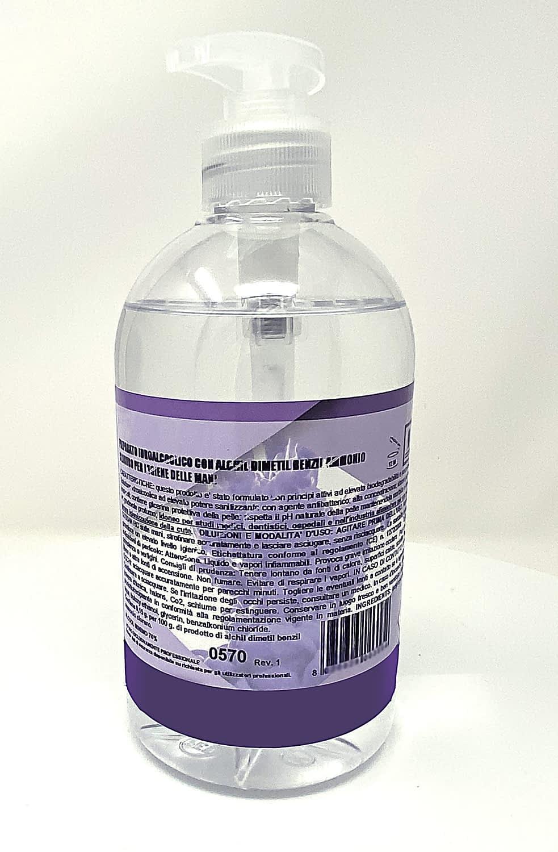Igienizzante per mani 500ml