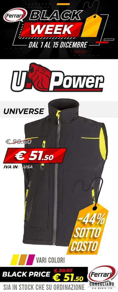 Upower-universe